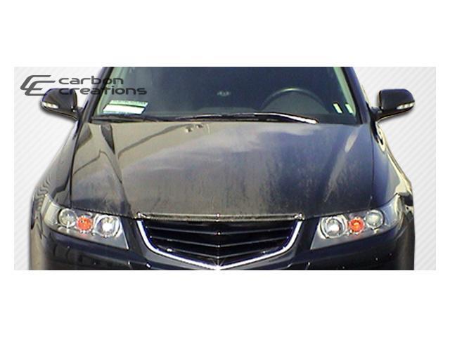 Carbon Creations 2004-2005 Acura TSX OEM Hood 102634