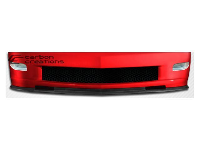 Carbon Creations 1997-2004 Chevrolet Corvette ZR Edition Front Lip ( must use with zr front Bumper) 105695
