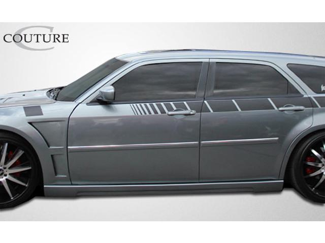 Couture 2005-2008 Dodge Magnum Chrysler 300 300C Luxe Side Skirts 104809