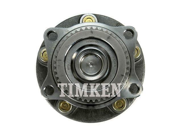Timken Wheel Bearing and Hub Assembly 04-11 Mitsubishi Endeavor Rear TMHA590143