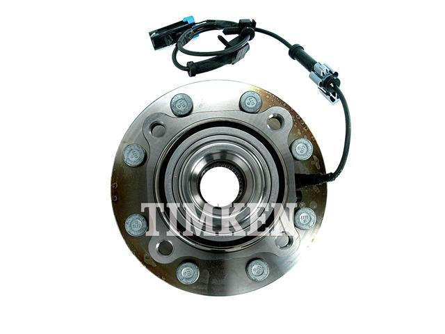 Timken Wheel Bearing and Hub Assembly Front TMSP580312