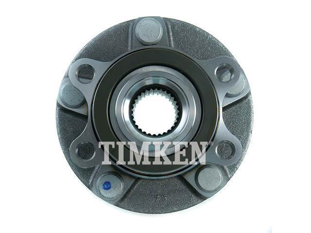 Timken Wheel Bearing and Hub Assembly 07-11 Nissan Sentra SE-R Spec V/10-11 Nissan Rogue/07-11 Nissan Sentra SE-R Front TMHA590278