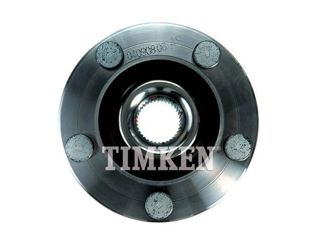 Timken Wheel Bearing and Hub Assembly 04-11 Volvo S40/06-11 Volvo C70/05-11 Volvo V50 Front TMHA590323