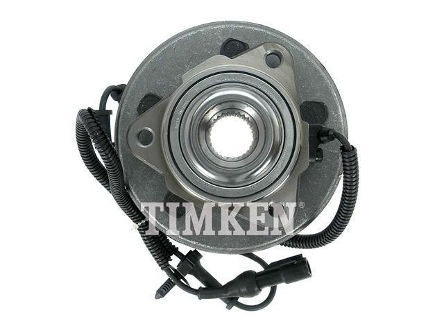 Timken Wheel Bearing and Hub Assembly 02-05 Mercury Mountaineer/03-04 Lincoln Aviator/03-05 Lincoln Aviator/02-05 Ford Explorer Front TMSP470200