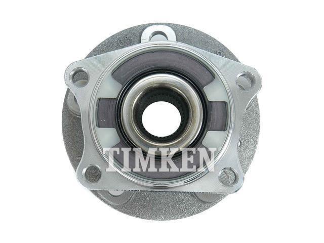 Timken Wheel Bearing and Hub Assembly 02-09 Volvo S60/04-06 Volvo S80/03-06 Volvo XC90/01-07 Volvo V70/03-07 Volvo XC70 Rear TMHA590218