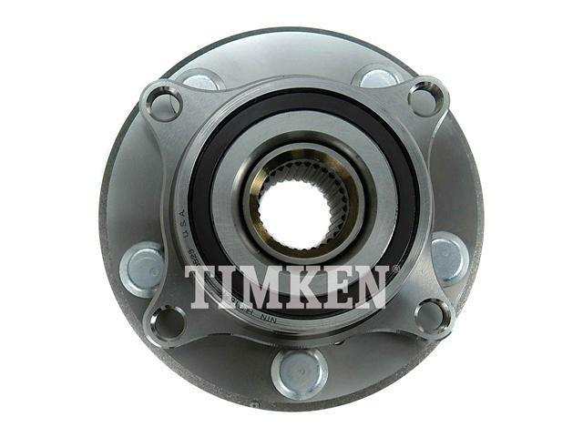 Timken Wheel Bearing and Hub Assembly 07-11 Acura MDX/09-11 Honda Pilot/10-12 Acura ZDX Front TMHA590228