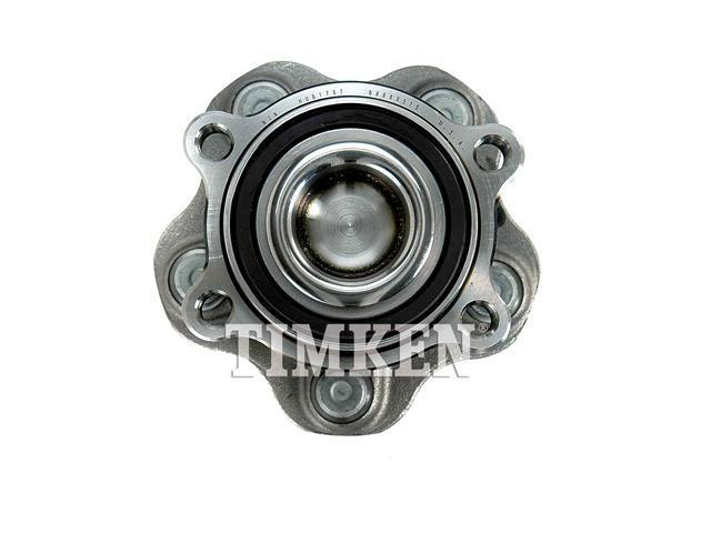 Timken Wheel Bearing and Hub Assembly 09-11 Nissan Maxima/07 Nissan Altima Base 2.5L 4/07 Nissan Altima S 2.5L 4/07-11 Nissan Altima Rear TMHA590253
