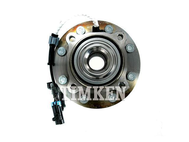 Timken Wheel Bearing and Hub Assembly Front TMSP580310
