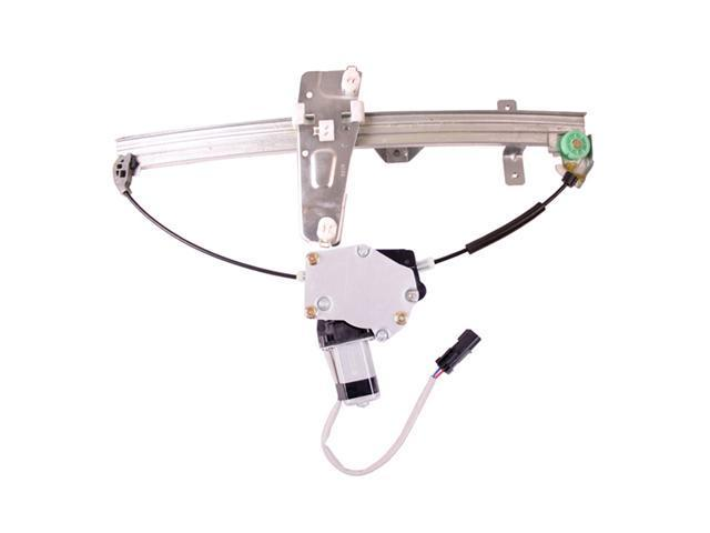 Omix-ada This power window regulator from Omix-ADA fits the right front door on 01-04 Jeep WJ Grand Cherokees. 11821.07