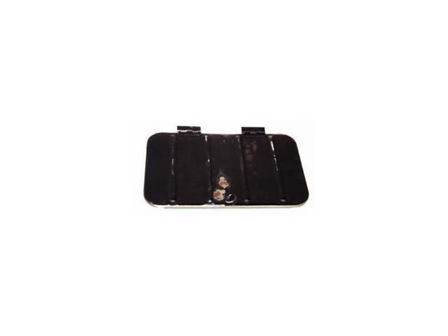 Omix-ada This reproduction tool box compartment lid from Omix-ADA fits 46-71 Willys and Jeep models. 12023.42