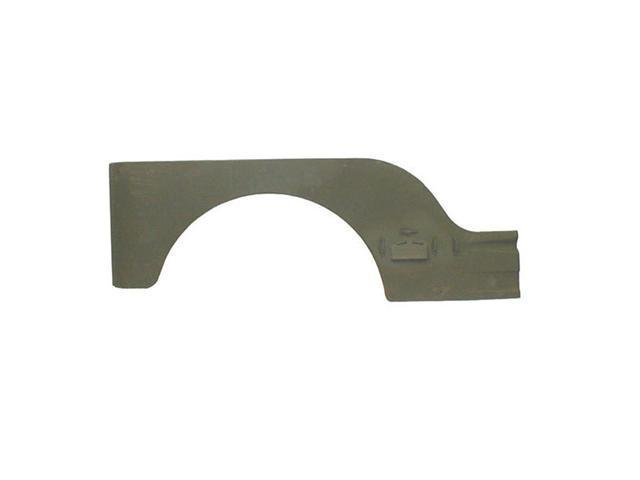 Omix-ada This replacement steel side panel from Omix-ADA fits the right side of 50-52 Willys M38s. 12009.04