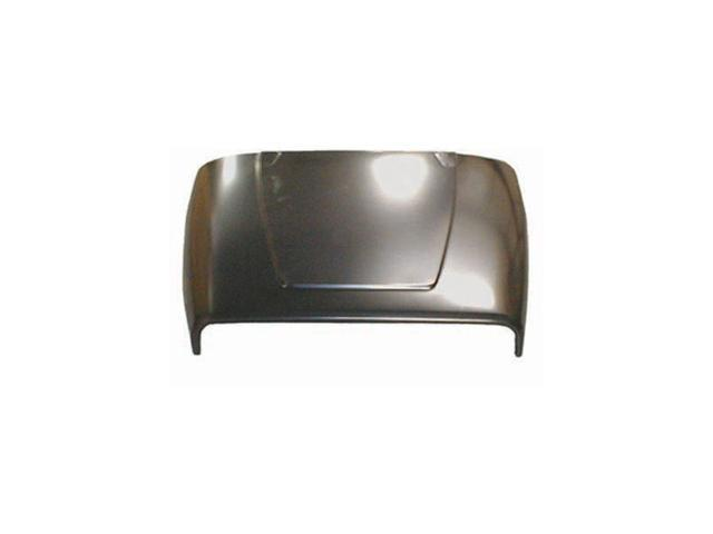 Omix-ada This steel replacement hood from Omix-ADA fits 87-95 Jeep YJ Wranglers. 12003.06