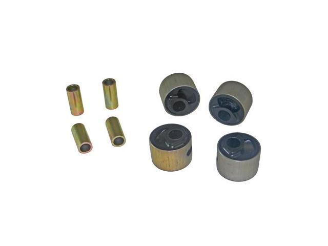 WHITELINE FRONT LEADING ARM - FRONT/CENTRE TO DIFF BUSHING (CASTER CORRECTION) W81730
