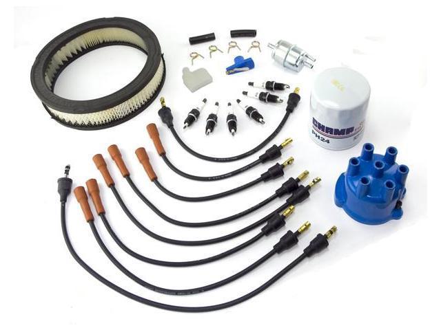 Omix-ada Ignition Tune Up Kit, 1980-1982 CJ5 (4.2L), 1980-1982 CJ7 (4.2L), 1980-1982 CJ8 (4.2L) 17256.28