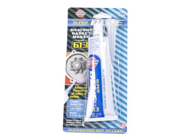 Omix-ada This 3 ounce tube of RTV silicone gasket sealer from Omix-ADA is used between metal surfaces to prevent leaks. 19201.01