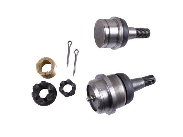 Omix-ada This upper and lower ball joint kit from Spicer fits 87-95 Jeep YJ Wranglers and 97-06 Jeep TJ/LJ Wranglers with a Dana 30 front axle. 18036.03