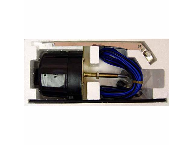 Omix-ada This replacement 6-volt windshield wiper motor kit from Omix-ADA fits 41-58 Willys models. 19101.01