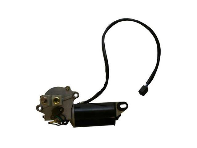 Omix-ada This replacement windshield wiper motor from Omix-ADA fits 87-95 Jeep YJ Wranglers. 19715.04