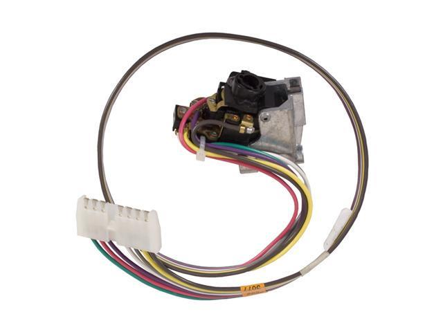 Omix-ada Wiper Switch (Without Tilt), 1987-1995 Wrangler, 1984-1994 Cherokee, 1986-1991 Cherokee / Grand Wagoneer (SJ) 17236.04