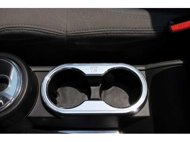 T-REX 2007-2010 Jeep Wrangler T1 Series Interior Center Console Plate - cup holder trim MACHINED 11482