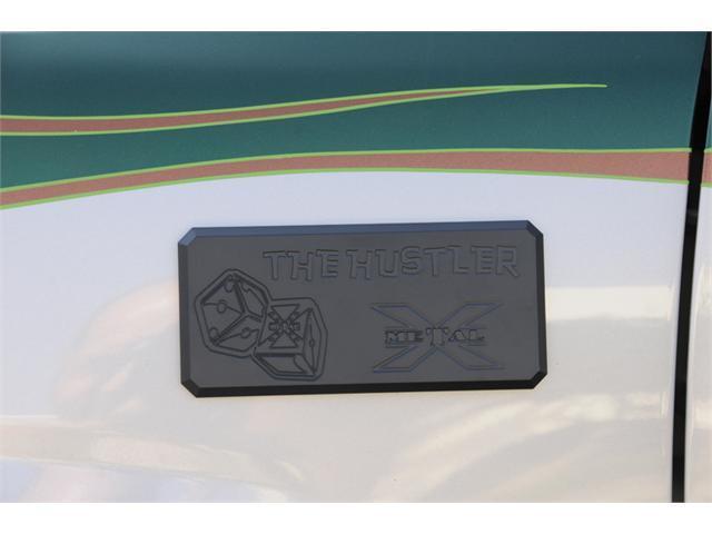 "T-REX  ""The Hustler"" Series - Body Side Badges - 3 Pc - Black BLACK 6901031"