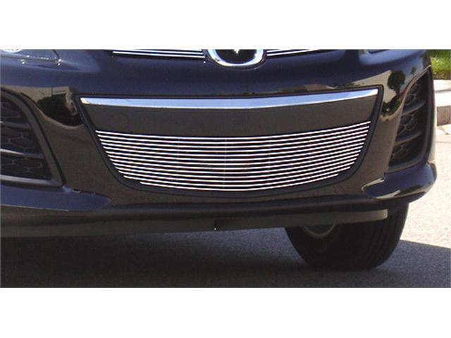 T-REX 2010-2011 Mazda CX7 Bumper Billet Grille Insert POLISHED 25638