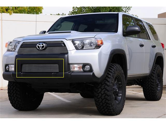 t rex 2010 2012 toyota 4runner bumper billet grille insert. Black Bedroom Furniture Sets. Home Design Ideas