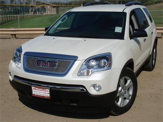 T-REX 2007-2012 GMC Acadia Upper Class Polished Stainless Mesh Grille - Overlay w/ Logo Opening POLISHED 54386