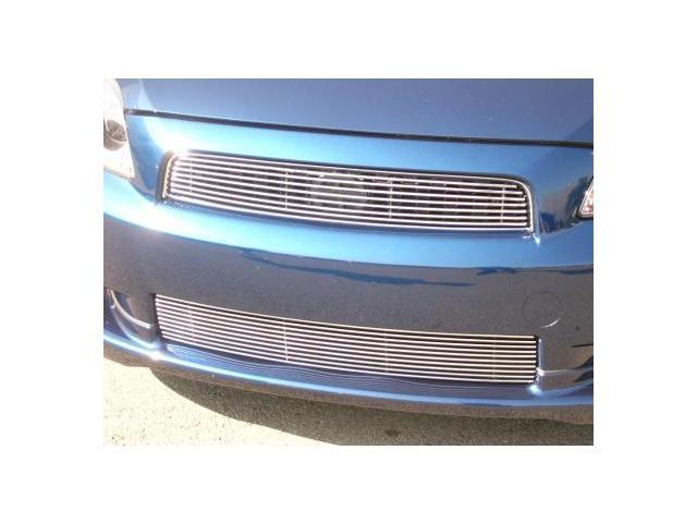 T-REX 2005-2007 Scion Scion TC Billet Grille Overlay/Bolt On (7 Bars) POLISHED 21972