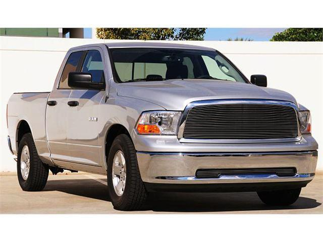 T-REX 2009-2012 Dodge Ram PU 1500 Billet Grille Insert - 1 Pc POLISHED 20457