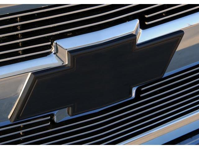 T-REX 2007-2012 Chevrolet Silverado 1500 & 07-10 HD Billet Bowtie - w/Border - Polished POLISHED 19110