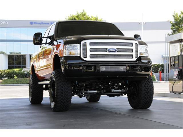 T-REX 2005-2007 Ford Super Duty, Excursion (Except Harley Edition Trucks) Billet Grille Overlay/Bolt On - 6 Pc (6 Bars Each) POLISHED 21561