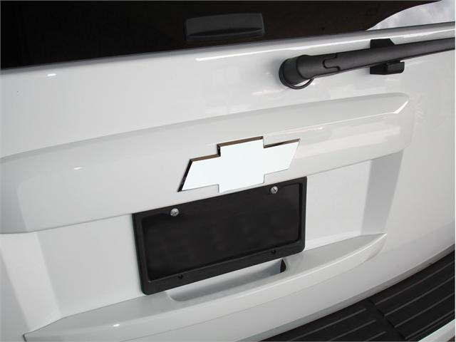 T-REX 2007-2012 Chevrolet Tahoe, Suburban Billet Bowtie - Rear - Plain - Polished (8