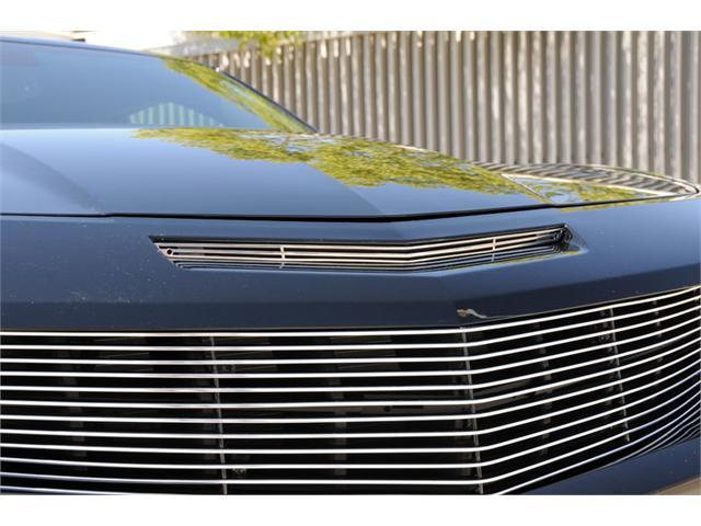 T-REX 2010-2012 Chevrolet Camaro SS Stainless Upper Grille Accent POLISHED 54026