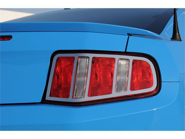 T-REX 2010-2011 Ford Mustang (ALL) T1 Series Tail Light Trim - Poished Stainless Steel - 2 Pc POLISHED 12518