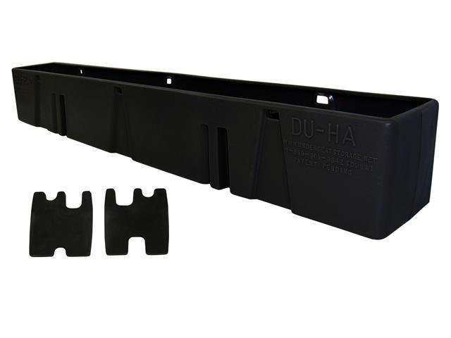 DU-HA Behind-the-Seat Storage / Gun Case - Fits 1988-1998 Chevrolet/GMC Regular Cab - Black 10038