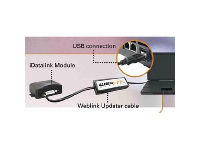 ADS Weblink Updater USB Interface Cable ADSUSB