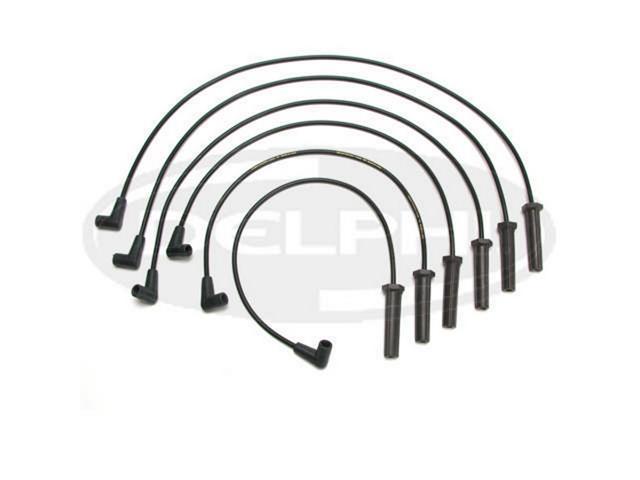 Delphi Spark Plug Wire Set DEXS10390