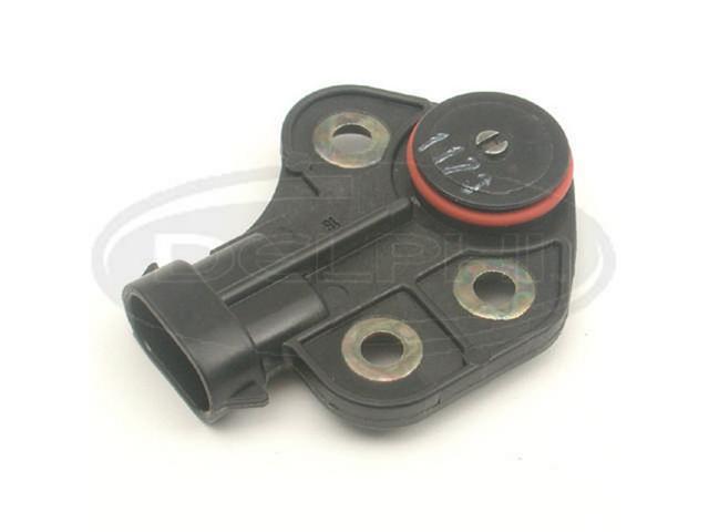 Delphi ABS Wheel Speed Sensor DESS10298 Rear