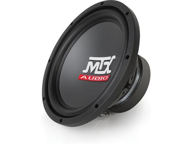 """MTX 15"""" Single 4 OHM Round Subwoofer RTS15-04"""
