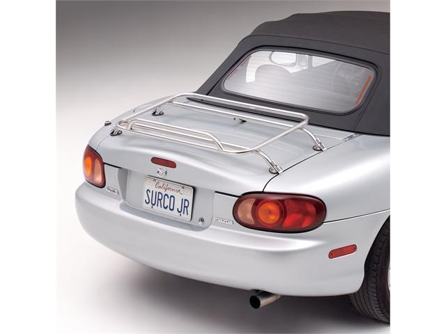 Surco Stainless Steel Removable Deck Rack - Mercedes SLK (Up to 2004)