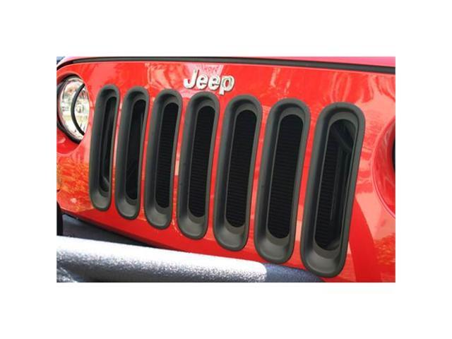 Rugged Ridge 11306.30 Grille Inserts