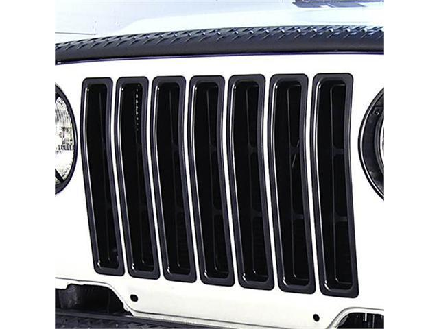 Rugged Ridge 11306.03 Grille Inserts