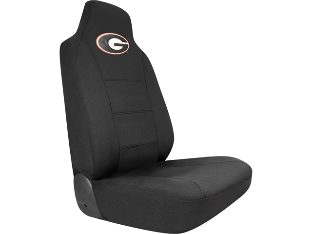 Pilot Automotive Collegiate Seat Cover Georgia SC-930