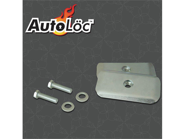 Autoloc SBHP Seat Belt Anchor Plate Hardware Pack
