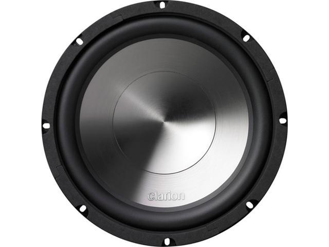 """Clarion 10"""" 4-Ohm Subwoofer 1000W WG2520"""