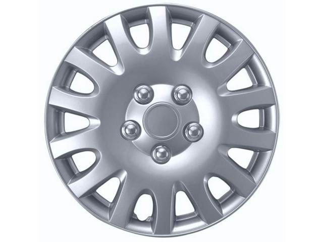 "Autosmart Hubcap Wheel Cover KT995-14S/L 14"" Set of 4"