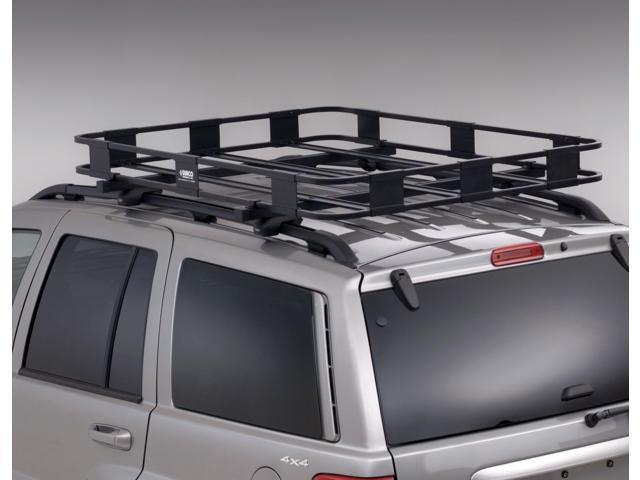 Surco Safari Rack 50 inch x 72 inch, 5 inch Stanchion, 60 inch Crossbars