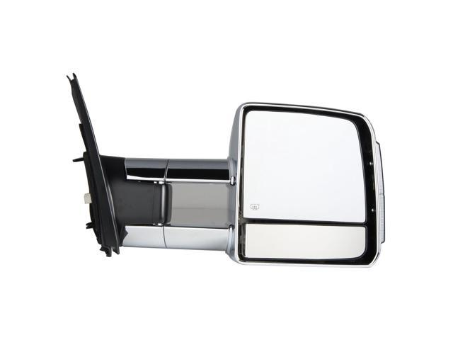 Pilot 07-10 Toyota Tundra w/ Towing Package Extendable w/ Amber Signal Lens Aftermarket Mirror   TYT194100RP