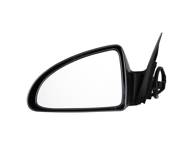 Pilot 08-09 Pontiac G6 Coupe, Convertible Power Non Heated Mirror Left Black Smooth/Textured PT539410CL